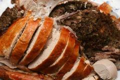 Cut Turkey Stock Photography