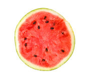 Cut water-melon Stock Photography