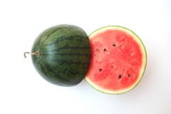 Cut water melon Stock Image