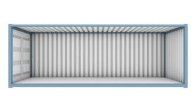 Cutaway контейнера для перевозок бесплатная иллюстрация