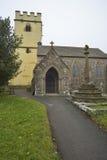 Cutcombe Church Stock Image