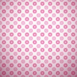 Cute abstract floral bright pattern. Vector Royalty Free Stock Images