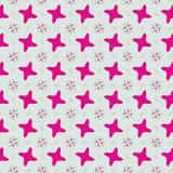 Cute abstract neon feminine pattern for textiles Royalty Free Stock Image