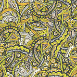 Cute abstract seamless pattern Royalty Free Stock Photography