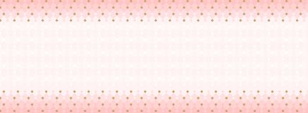 Cute abstract seamless pattern. Template for banner, business card, invitation little princess party royalty free illustration