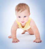 Cute adorable child Royalty Free Stock Images