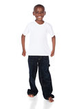 Cute african boy Stock Photos