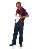 Cute african boy Royalty Free Stock Image