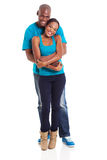 Cute african couple Royalty Free Stock Photos