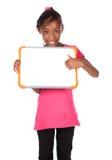 Cute african girl Stock Photos