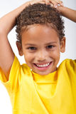 Cute african kid Stock Image