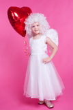 Cute  angel Royalty Free Stock Photos