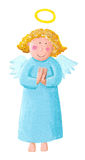 Cute Angel Stock Image