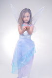 Cute angel. Royalty Free Stock Image