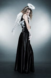 Cute angel Royalty Free Stock Image