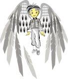 Cute Angel Royalty Free Stock Photo