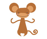 Cute animals vector character Royalty Free Stock Photo