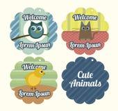 Cute animals Stock Photos