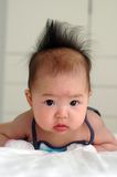 Cute asian baby Stock Image