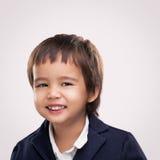 Cute Asian Boy Stock Photos