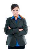 Cute Asian Businesswoman Royalty Free Stock Images