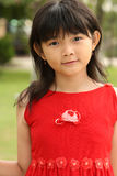Cute Asian Child Royalty Free Stock Image