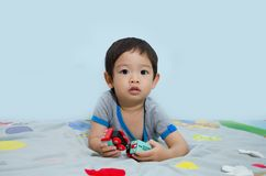 Cute Asian Child Stock Images