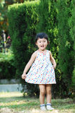 Cute asian children Royalty Free Stock Images
