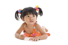Cute asian girl Stock Photos