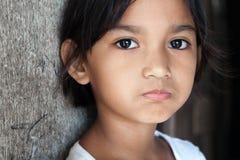 Cute Asian girl portrait Stock Photo