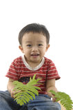 Cute Asian kids Royalty Free Stock Images
