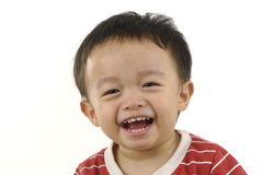 Cute Asian kids Royalty Free Stock Image