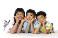 Free Cute Asian Kids Royalty Free Stock Photo - 5233885
