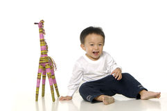 Cute Asian kids Royalty Free Stock Photography
