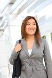Cute Asian Professional Woman Stock Photo