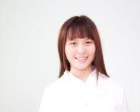 Cute asian woman Royalty Free Stock Photo