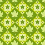 Cute autumn pattern Stock Photos