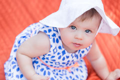 Cute babies Stock Photos