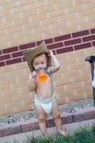 Cute babies Royalty Free Stock Photo