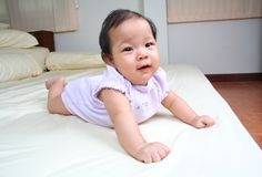 Cute baby! Royalty Free Stock Photos