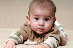 Cute Baby Stock Image