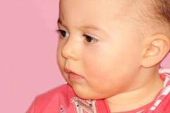 Cute baby royalty free stock photo