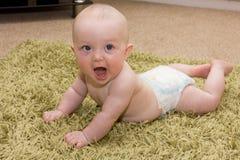 Cute Baby Stock Image