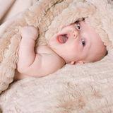 Cute Baby Royalty Free Stock Photography