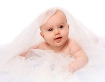 Cute baby. Royalty Free Stock Photo