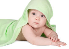 Cute baby Royalty Free Stock Photos