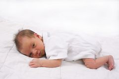 Cute baby Royalty Free Stock Photo