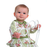 Cute Baby stock photo
