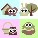 Cute baby animals Stock Photo
