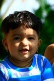 Cute baby Asian boy Stock Photos